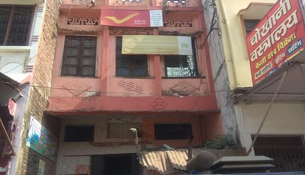 सीसीटीवी कैमरे से वंचित  पोस्ट ऑफिस और बैंक