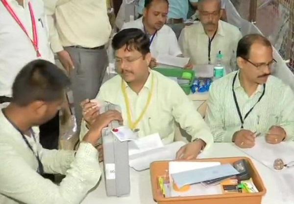 महाराष्ट्र में मतगणना