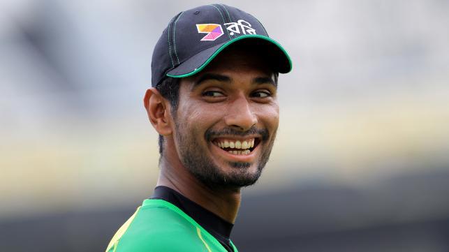 बांग्लादेश के टी20 कप्तान महमूदुल्लाह