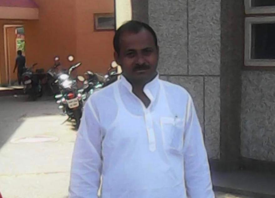 दिवंगत मधुसूदन पांडेय (फाइल फोटो)