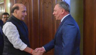 रूस और भारत रक्षा उद्योग सहयोग पर करेंगे काम