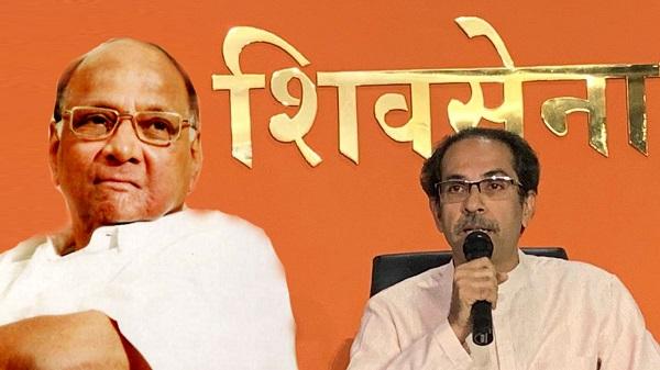 महाराष्ट्र में सरकार को लेकर हुई समझौता