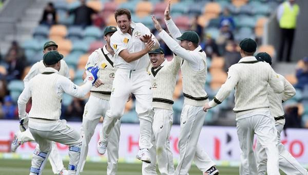 ऑस्ट्रेलिया के तेज गेंदबाज पर लगा बैन