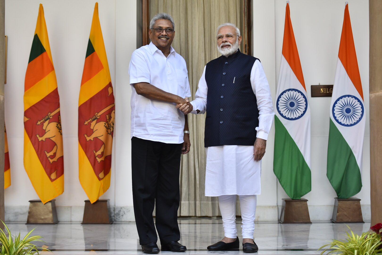 भारत-श्रीलंका बहुमुखी साझेदारी एवं सहयोग बढ़ाएंगे