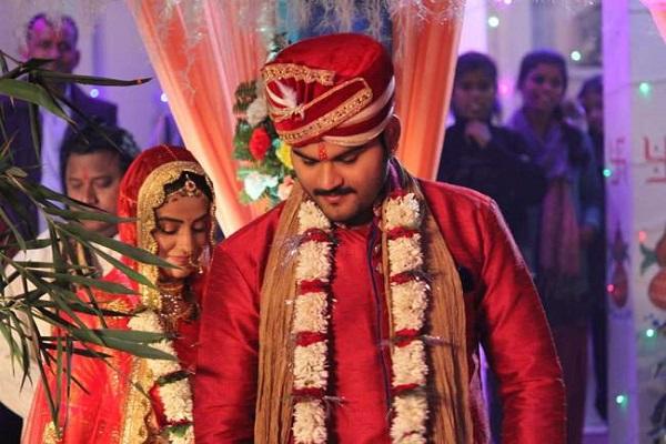 अक्षरा सिंह की शादी