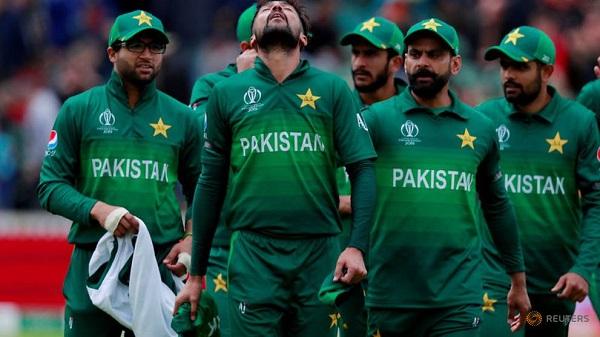 पाकिस्तानी क्रिकेट टीम