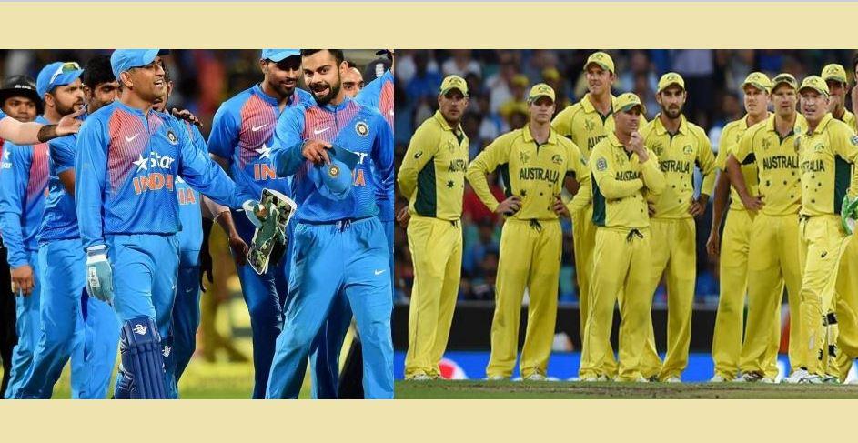 आस्ट्रेलियाई बल्लेबाज़ बनाम भारतीय गेंदबाज़ों की अग्निपरीक्षा