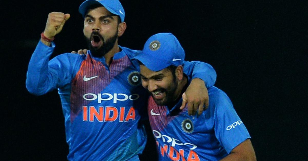 रोहित वनडे क्रिकेटर ऑफ द ईयर, विराट को खेल भावना पुरस्कार