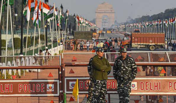 गणतंत्र दिवस के मद्देनजर सुरक्षा के पुख्ता इंतजाम