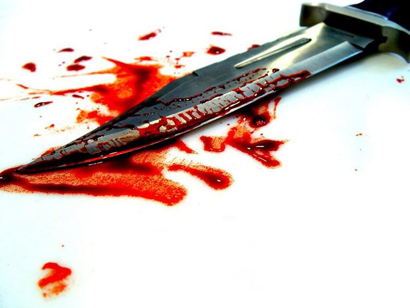 नाबालिग युवती की गला रेतकर हत्या (प्रतीकात्मक फोटो)
