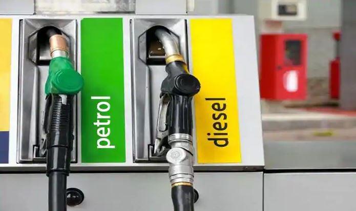 पेट्रोल-डीजल के दाम स्थिर (प्रतीकात्मक फोटो)