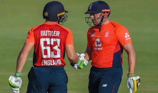 बेयरस्टो, बटलर और मोर्गन के अर्धशतक से जीता इंग्लैंड