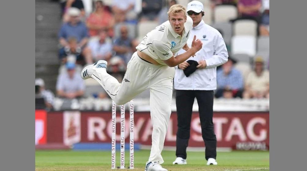 जैमिसन की घातक गेंदबाजी ने भारत झकझोड़ा