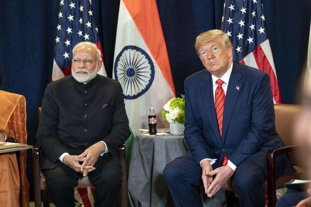 अमेरिका ने भारत के व्यापारिक बाधाओं को लेकर जताई चिंता (फाइल फोटो)