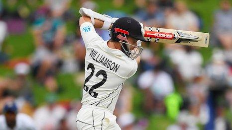 विलियम्सन के दम पर न्यूजीलैंड मजबूत, इशांत ने झटके 3 विकेट