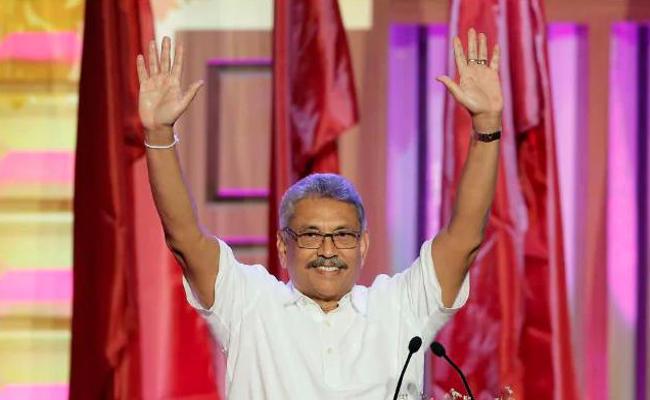 राष्ट्रपति गोटाबाया राजपक्षे