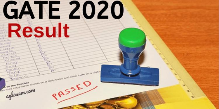 GATE 2020 रिजल्ट जारी (फाइल फोटो)