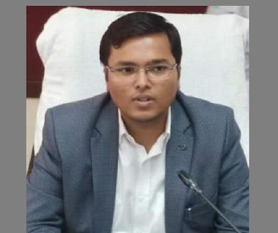 डीएम अरुण कुमार (फाइल फोटो)