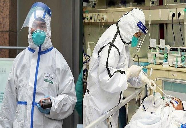 इलाज कर रहा डाॅक्टर भी बना कोरोना का मरीज (फाइल फोटो)