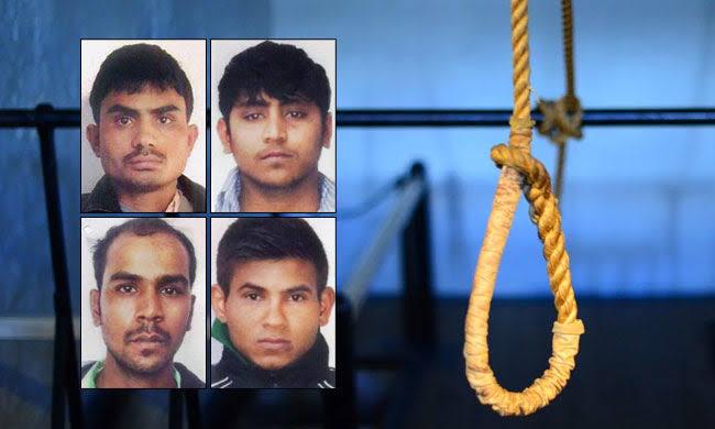 निर्भया के चारों दोषियों को हुई फांसी (फाइल फोटो)