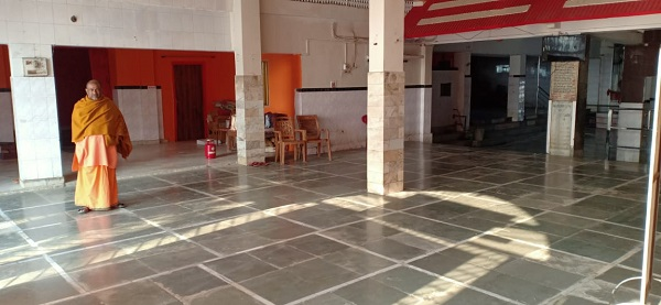 लेहड़ा मंदिर बंद