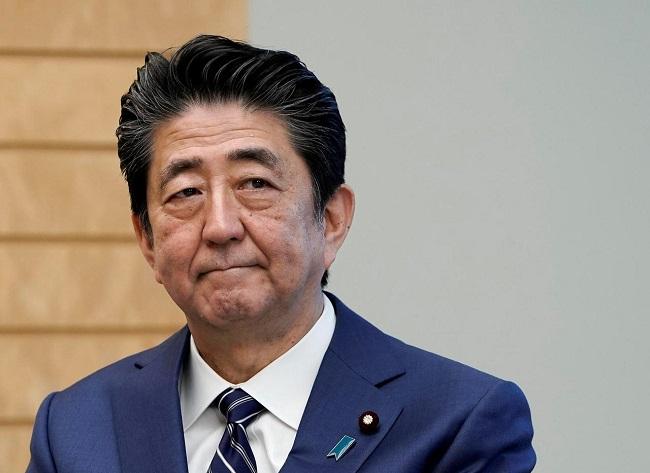 प्रधानमंत्री शिंजो आबे