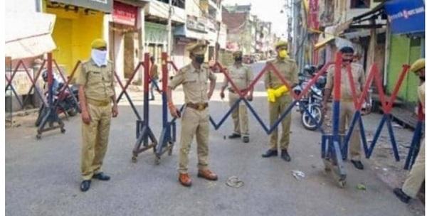 दिल्ली-यूपी में कई इलाके सील (फाइल फोटो)