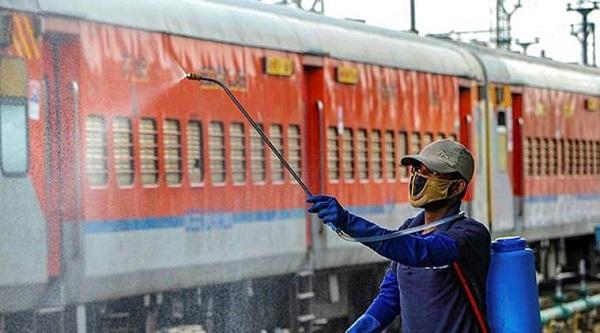 ट्रेन सेवाएं रहेंगी बंद (फाइल फोटो)