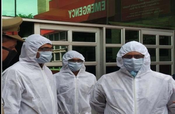 यूपी में कोरोना के मरीजों की संख्या में बढ़ोतरी (फाइल फोटो)