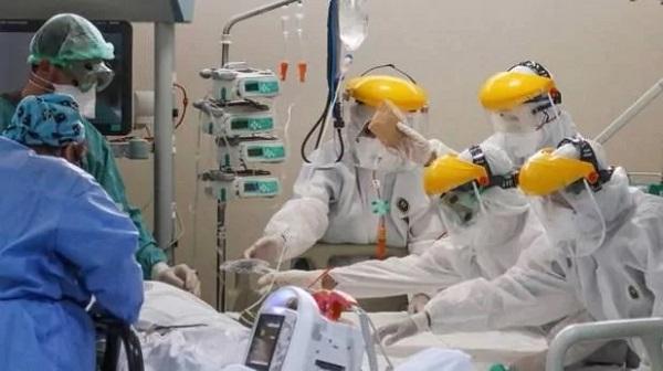 गोरखपुर मेें मिला कोरोना का पहला मरीज (फाइल फोटो)