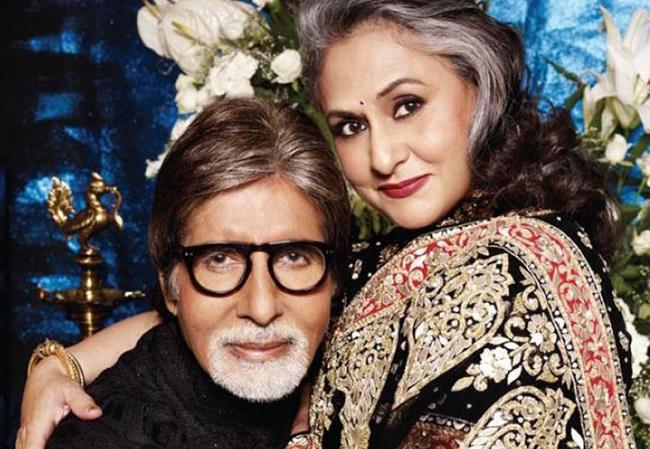 अमिताभ बच्चन और जया बच्चन