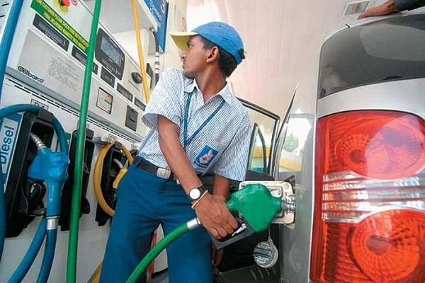 बढ़े पेट्रोल-डीजल के दाम