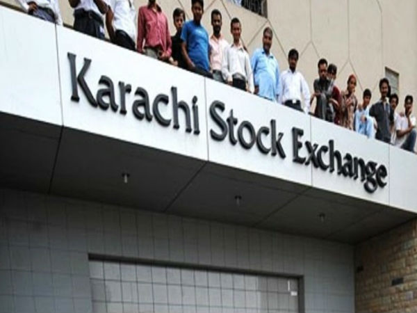 कराची स्थित पाकिस्तानी स्टॉक एक्सचेंज
