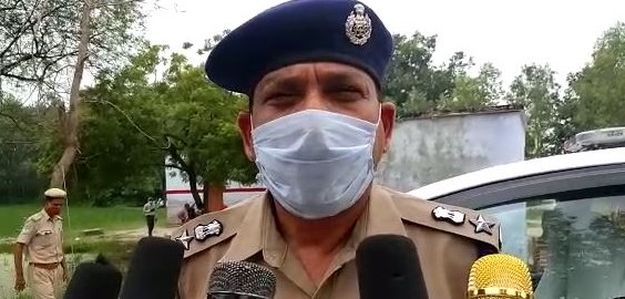 एसपी दिनेश सिंह बोले- जल्द होगा मामले का खुलासा