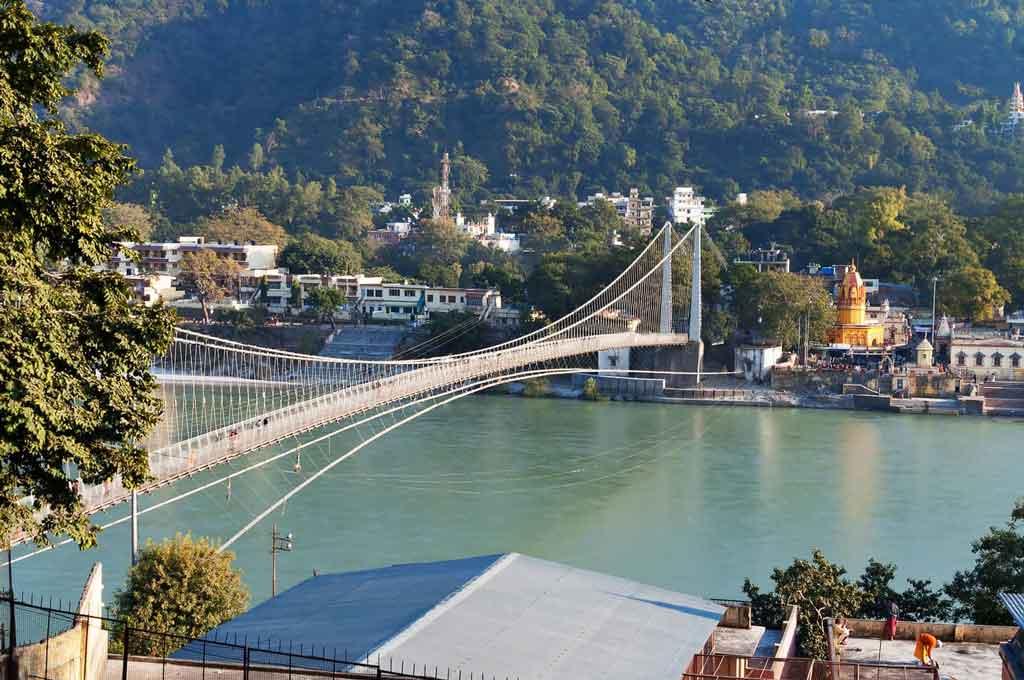 लक्ष्मण झूला पुल (फाइल फोटो)