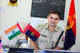 आईपीएस डा. अजय पाल शर्मा (फाइल फोटो)