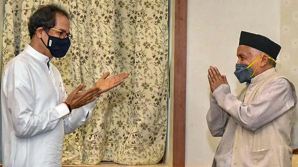 महाराष्ट्र के सीएम और राज्यपाल
