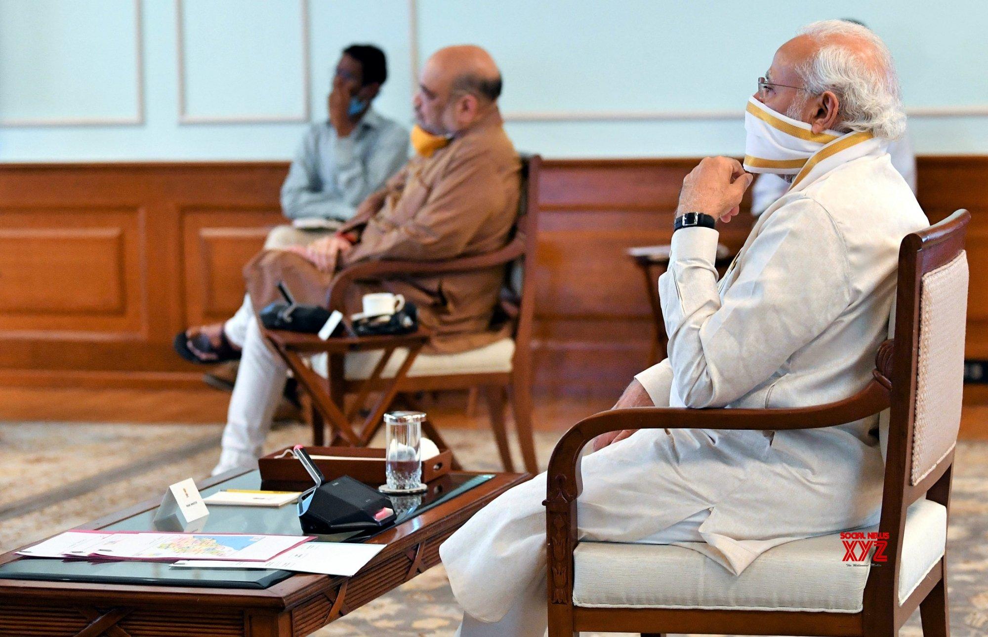 पीएम मोदी की अगुवाई में हुई हाईलेवल मीटिंग (फाइल फोटो)