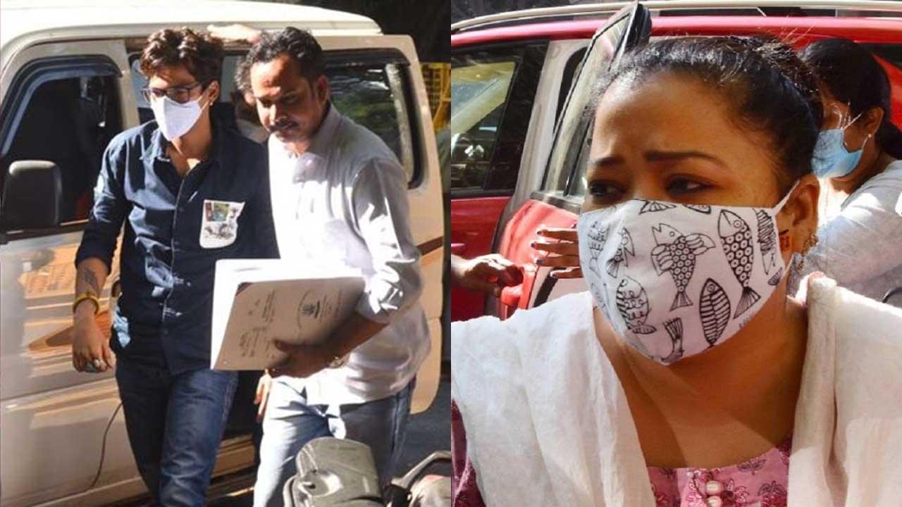 भारती और हर्ष के एनसीबी ने किया था गिरफ्तार (फाइल फोटो)
