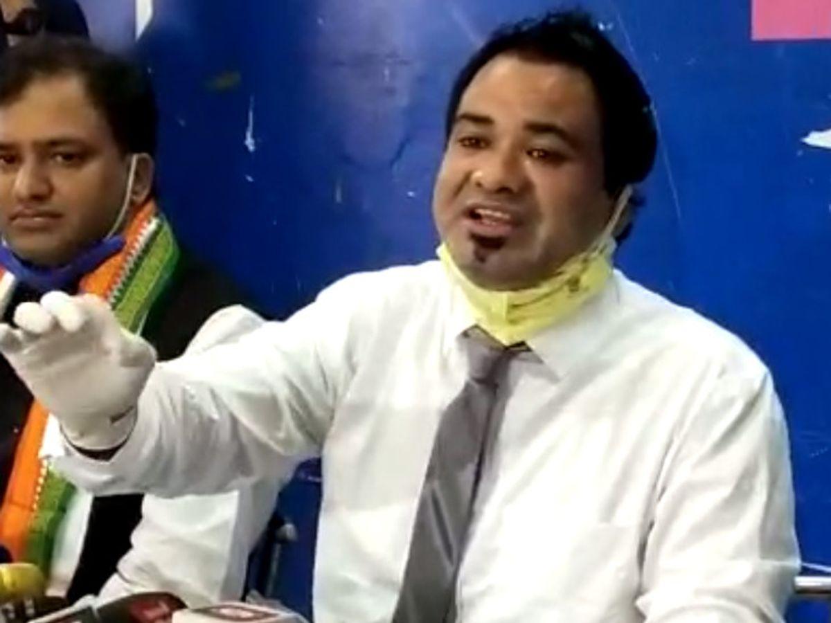 डा. कफील खान (फाइल फोटो)