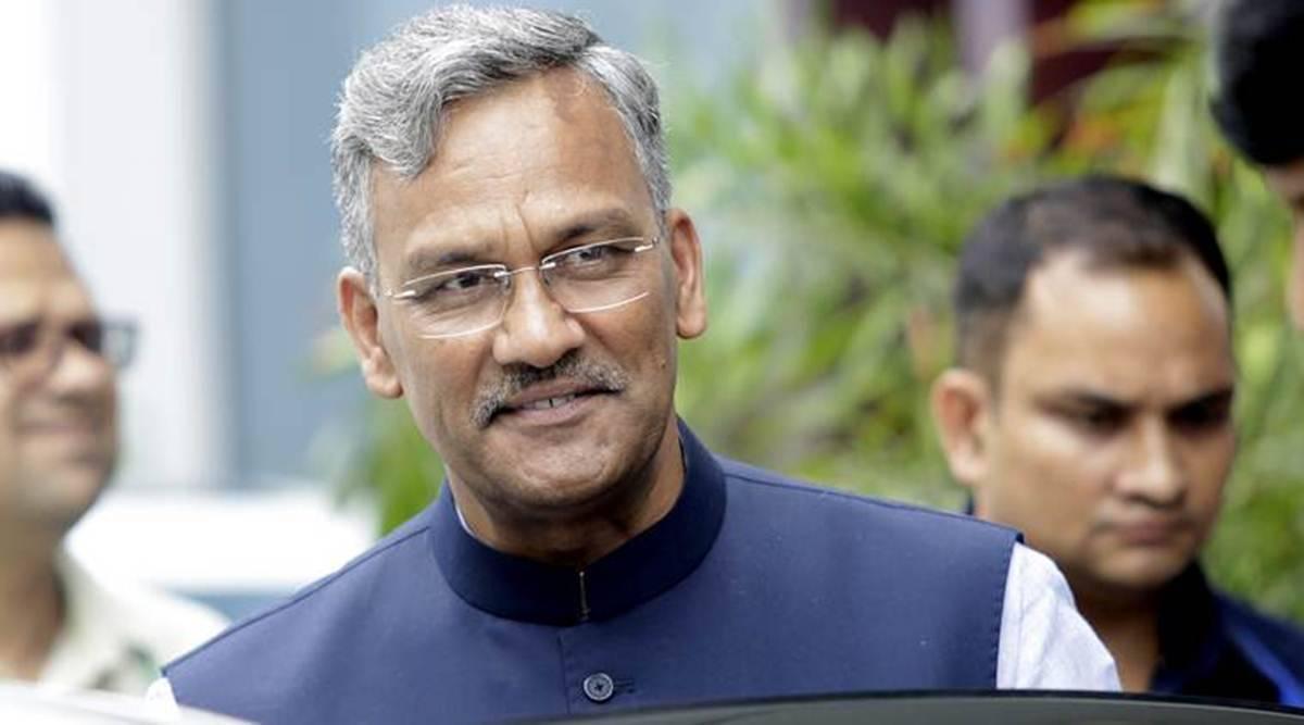 त्रिवेंद्र सिंह रावत, सीएम उत्तराखंड (फाइल फोटो)