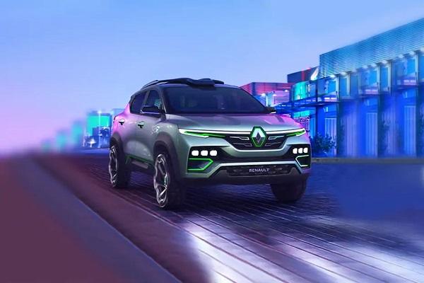 Renault Kiger (फाइल फोटो)