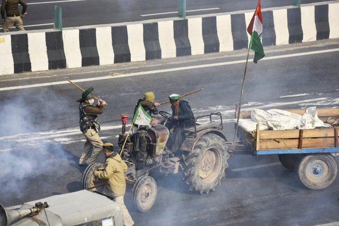 किसान रैली