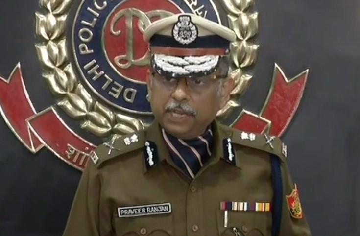प्रवीर रंजन, विशेष आयुक्त, दिल्ली पुलिस