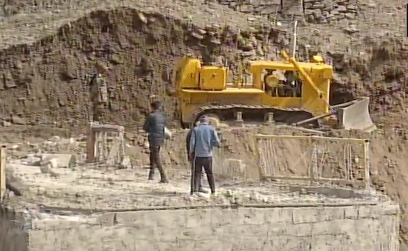 ग्लेशियर फटने से एनटीपीसी और ऋषि गंगा पावर प्रोजेक्ट बुरी तरह तबाह