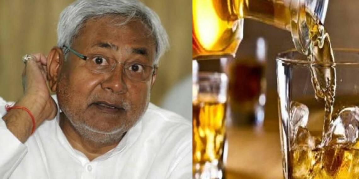 बिहार में शराब की कालाबाजारी जारी (फाइल फोटो)