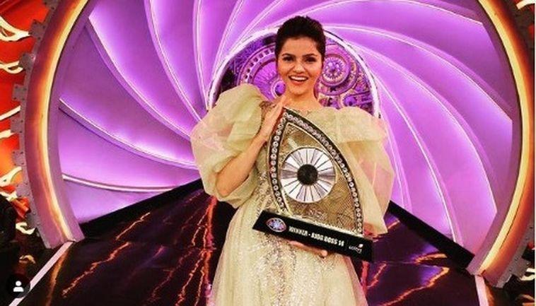 रुबीना दिलैक बनी बॉस 14  की विजेता