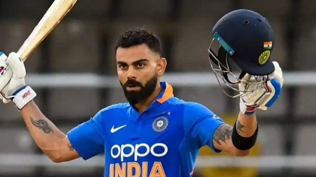 भारतीय क्रिकेटर विराट कोहली  (फाइल फोटो)
