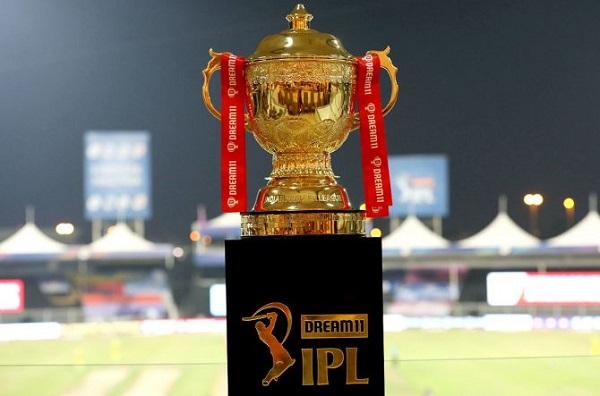 आईपीएल  ट्रॉफी (फोटो)