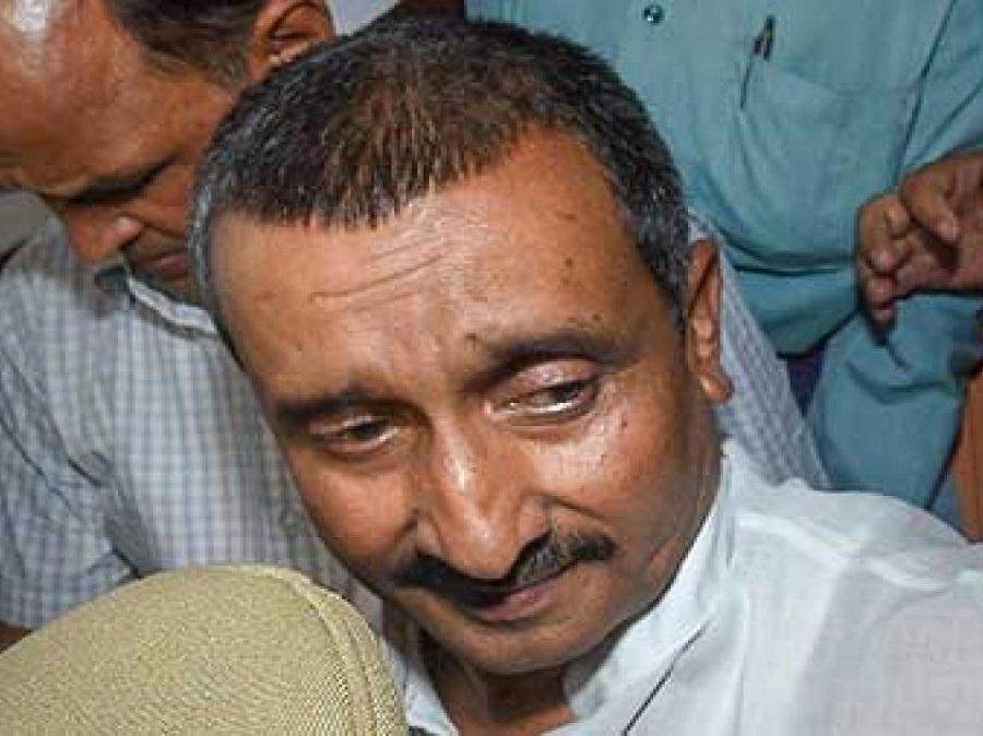 रेप केस में सजायाफ्ता कुलदीप सिंह सेंगर